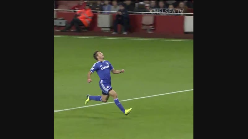 2️4️ hours to go! - - FlashbackFriday to @CesarAzpis first Chelsea goal, at the Emirates Stadium in 2013! ARSCHE