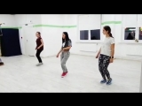 Dance Mix. Первая тренировка. Студия танца Paradox. Санкт-Петербург.