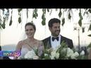 Burak Özçivit Fahriye Evcen evlendi / Magazin D YAZ / 30 Haziran 2017