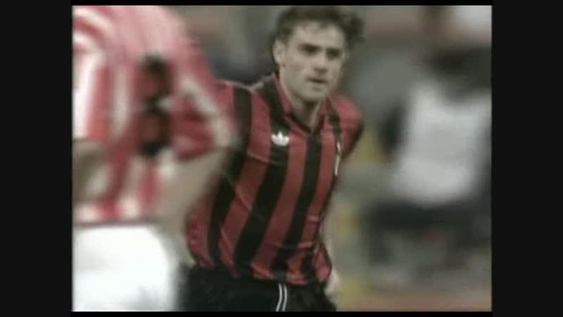 Лига чемпионов 19921993 Милан-Эйндховен