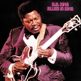 B.B. King альбом Blues Is King