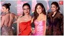 5th edition of Nykaa Femina Beauty Awards Deepika Padukone Raveena Tando Sara Ali Khan Vicky Kaushal Tabu