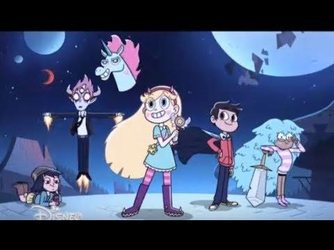 звёздная принцесса и силы зла 3 сезон 14 серия Дисней