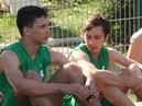В школе номер 49 на улице Бориса Михайлова открыли современную спортплощадку.