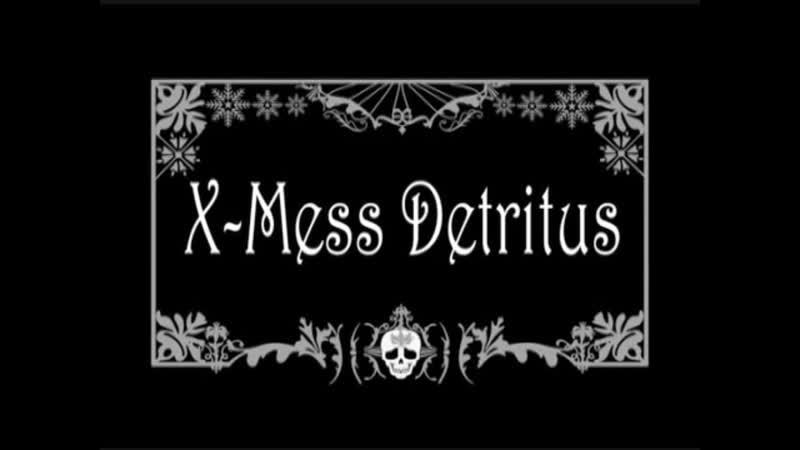 X-Mess Detritus - Aurelio Voltaire (narrated by Gerard Way)