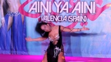 IRIS SUKARA 2019 - AINI YA AINI Festival by Rosadela - Valencia, Spain