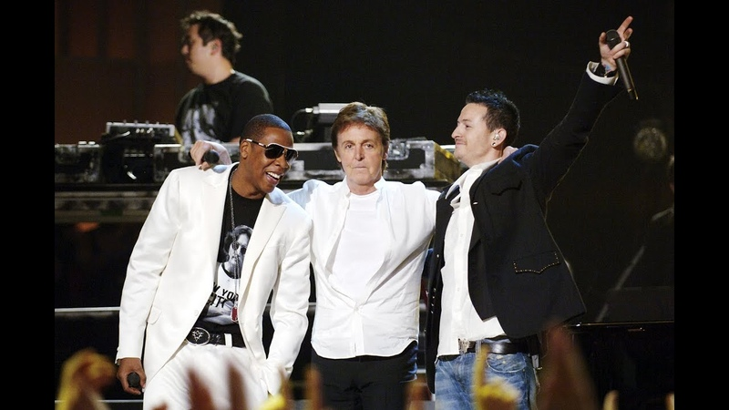 Linkin Park Jay Z Paul McCartney Numb Encore Yesterday Live At 48th Grammy Awards 2006