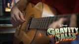 Gravity Falls - Theme Song (fingerstyle classical guitar cover)