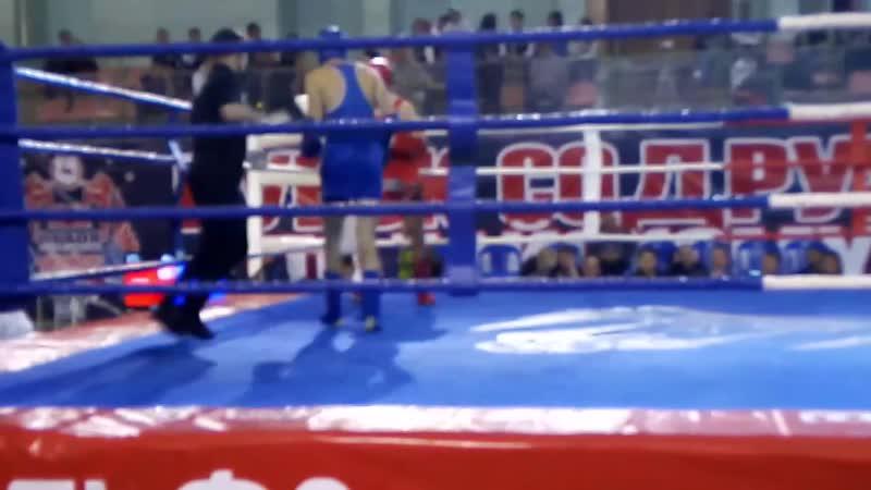 Одна восьмая финала. Кубок России по тайскому боксу 2018