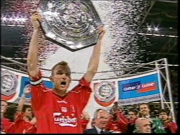 Liverpool 2 Manchester United 1 12/08/2001 Charity Shield