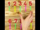 Учим цифры весело ☺ vk.com/luckycraft – подпишись!