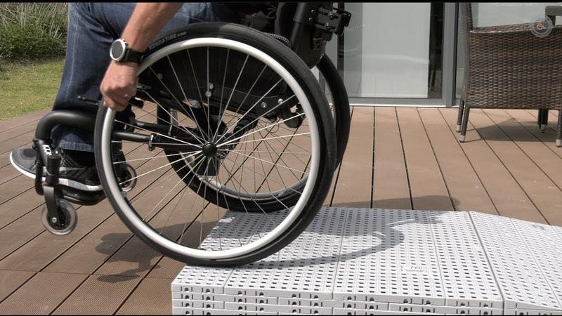Neu Aktiv Rollstuhl ICON