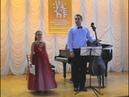 First Prize Winner International Competition Amadeus Sliusar Kateryna Sibelius E Granados