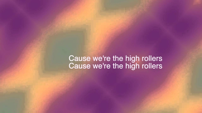 High Rollers - Photronique [Official Lyric Video]