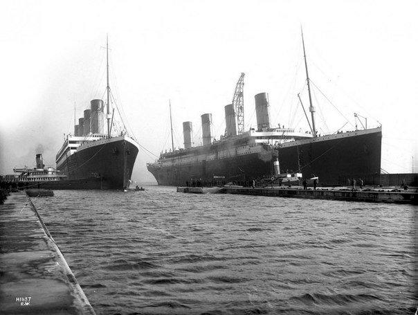 """Согласно книге Роберта Гардинера """"Титаник: Корабль, который никогда не тонул"""", печальная голливудская история с Леонардо Ди Каприо в главной роли должна была называться не """"Титаник"""", а """"Олимпик""""."""