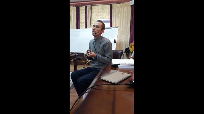 Live: Группа Духовного Общения Бхакти-Врикша (Ирк.)