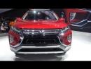 2018 Mitsubishi Eclipse Cross SEL - Exterior And Interior Walkaround