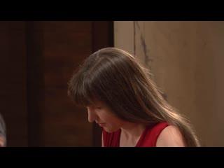 849 J. S. Bach - Prelude and Fugue in C-sharp minor, BWV 849 [Das Wohltemperierte Klavier 1 N. 4] - Aleksandra Bobrowska, piano