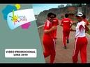 Lima 2019 Video promocional de los XVIII Juegos Panamericanos Lima 2019