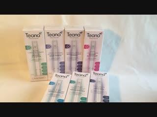 Бустер Teana Нейроактивный усилитель сывороток и кремов в ассортименте.