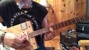 Boogie Woogie Rythym pt. 2 advanced lesson for 3 string Cigar Box Guitar