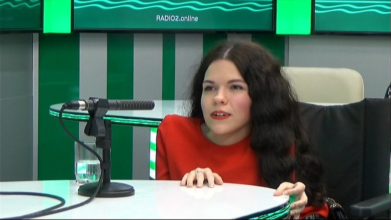 Гость на Радио 2. Алина Волнами, поэтесса, участница постановок театра КнАМ.