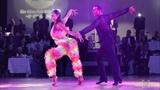 Dorin Frecautanu - Marina Sergeeva Disney 2018 - Professional Latin American Showdance - Samba