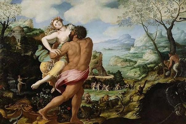 Персефона Персонаж древнегреческой мифологии. Богиня плодородия, супруга Аида верховного бога подземного царства мертвых. Дочь бога-громовержца Зевса от Деметры, богини-покровительницы