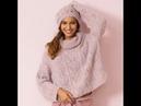 Модные Женские Джемпера и Пуловеры Спицами 2019 Fashionable Women's Sweaters and Pullovers
