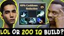 Sumail LOL or 200 IQ BUILD? Shadow Fiend mid