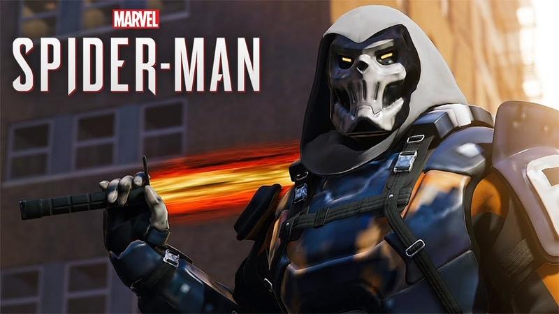БРИГАДИР ► Spider-Man 20