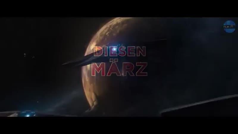 CAPTAIN MARVEL Trailer 2 Deutsch German -2019-