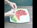 Арбузный салатик