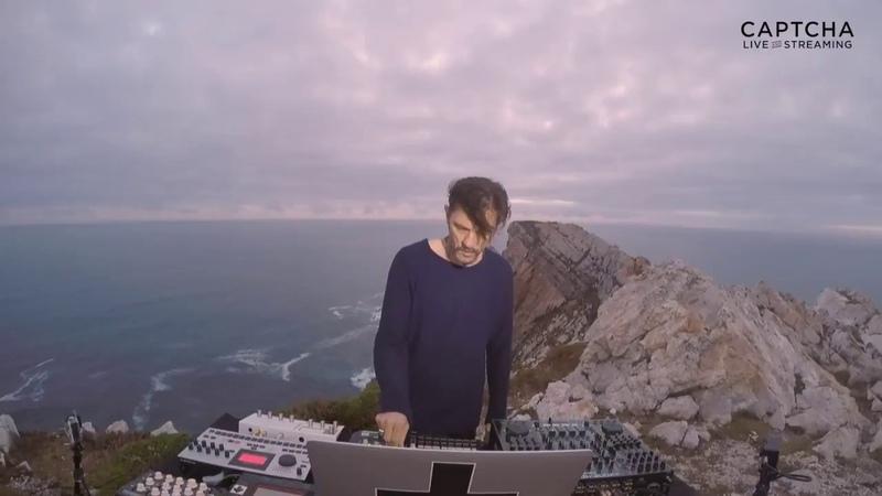 Oscar Mulero a.k.a Monochrome - Live @ Recorded at Cabo Peñas, Asturias 2017