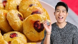How to Make Chinese Almond Cookies from Frank Tasty