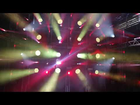 Световое шоу на фестивале музыки в парке Сокольники 14.09.2018 » Freewka.com - Смотреть онлайн в хорощем качестве