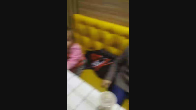 С детьми в Гарисе