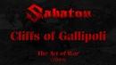 Sabaton - Cliffs of Gallipoli (Lyrics English Deutsch)