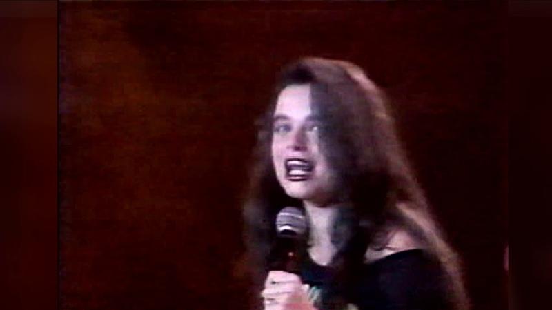 АРХИВ Наташа Королева Серые глаза 1991 г площадка ОБОЗ