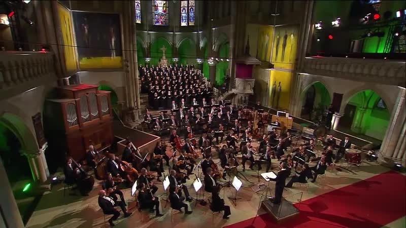 Концерт по случаю 100-летия окончания Первой мировой войны (Церковь Святого Петра, Лейпциг, 03.11.2018)
