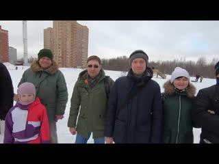 Голосуй за наш парк Щелково-7!