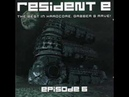RESIDENT E 6 VI FULL ALBUM 15854 MIN BEST IN HARDCORE, GABBER RAVE! 2002 HD HQ HIGH QUALITY
