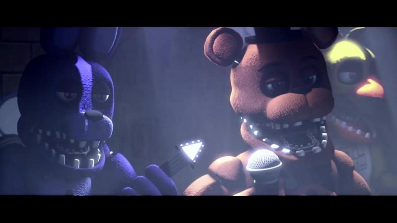 [FNAF SFM] Bonnies Face 2 (Five Nights at Freddys Animation)