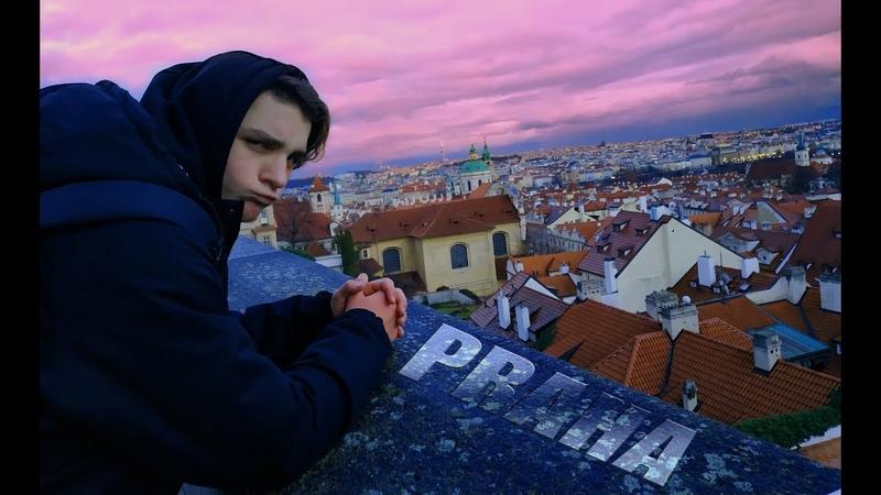 VLOG Czech Republic, Praha   Мої перші враження