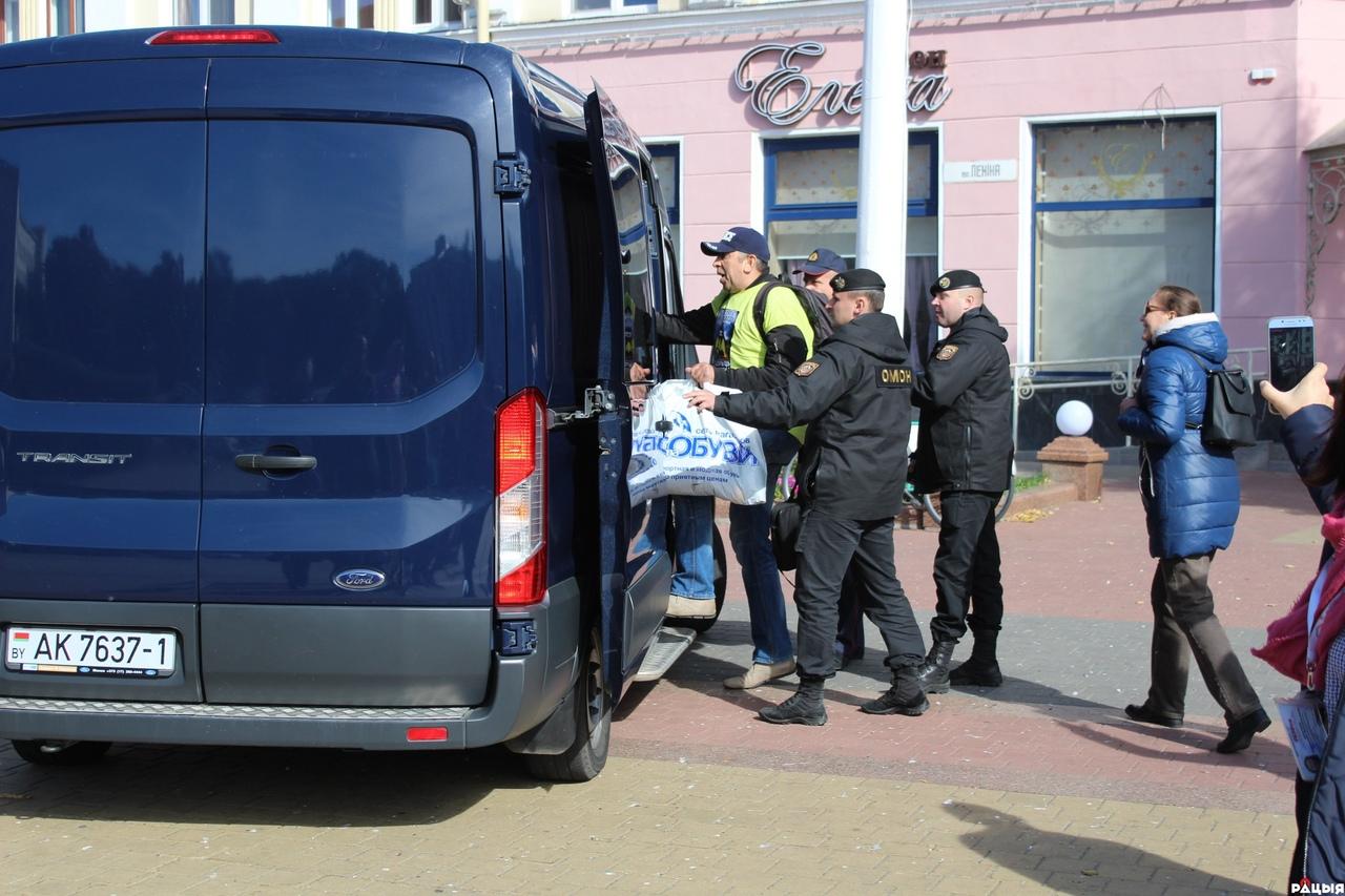 Начались суды над задержанными участниками встречи противников строительства завода АКБ