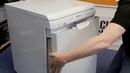 Как отремонтировать петлю дверцы на посудомоечной машине Hotpoint или Indesit