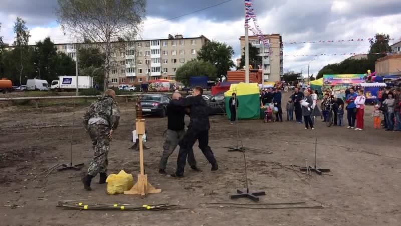 казачий рукопашный бой (Школа воинских традиций Спас)