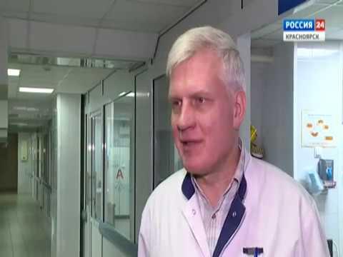 Вести.Интервью: главный врач Красноярской краевой больницы №1 Егор Корчагин