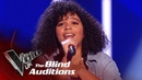 Nicole Dennis' 'Never Enough' Blind Auditions The Voice UK 2019