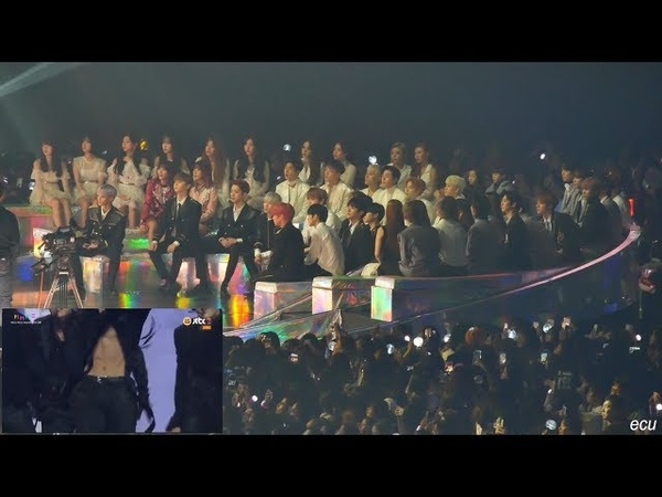 [4K] 181201 MMA [방탄소년단 Full 무대] 리액션 (Reaction to BTS stage - Fake LoveAirplane pt.2IDOL) ALL IDOLS